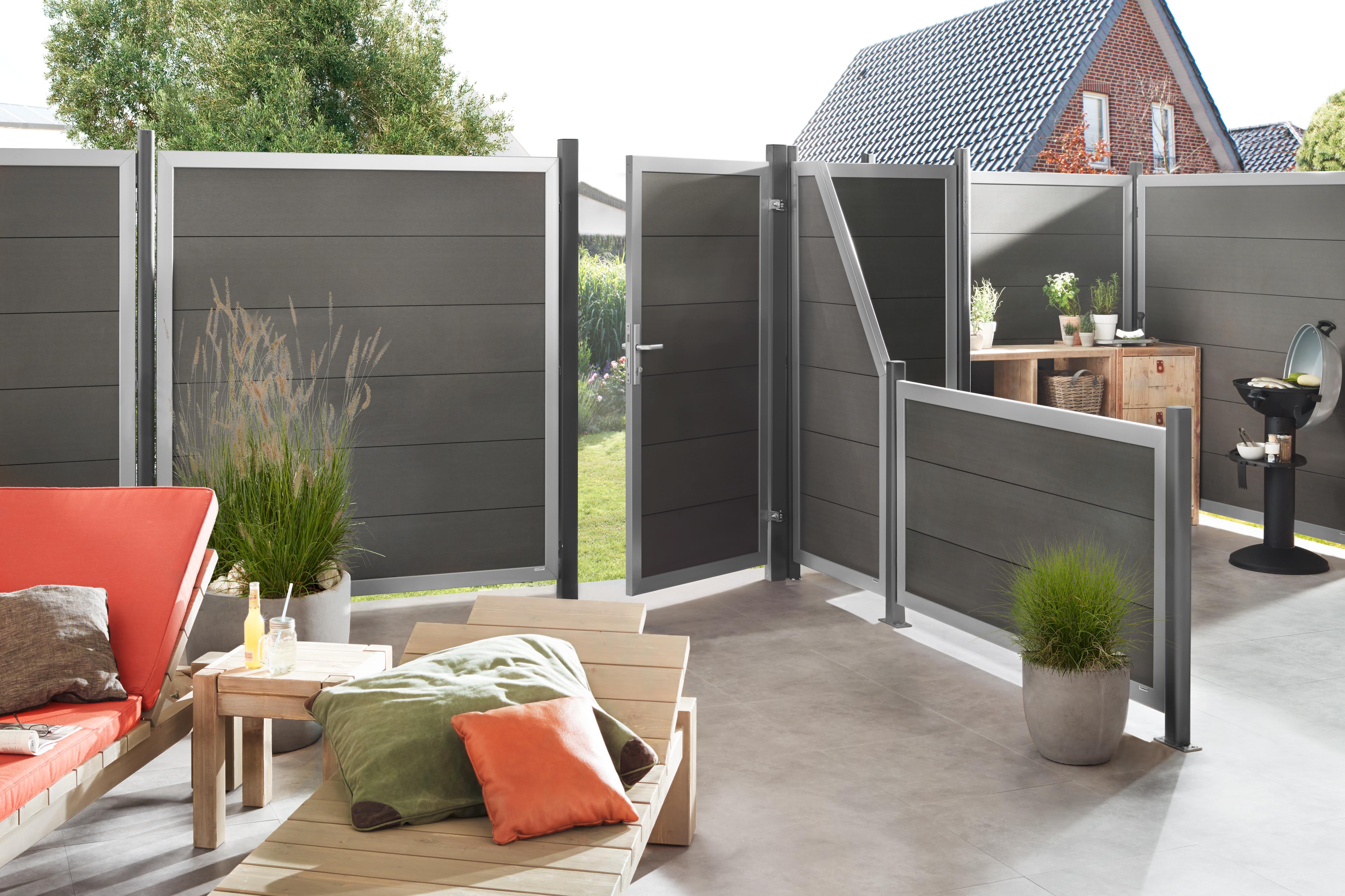 Angebote Von Wpc Und Kunststoff Zaunen Im Raum Bremen Holzland